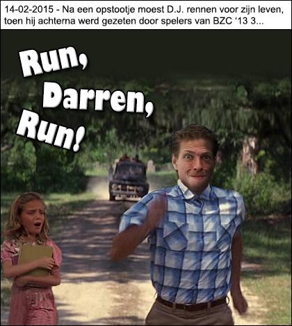 Run, Darren, Run!